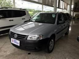 Volkswagen Gol 1.0 4P Flex Prata c/ 22 Mil Km - 2007