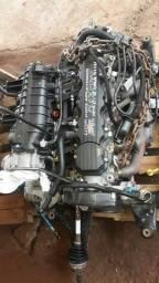 Motor do Vectra GT 2.0 8v Flex Parcial com Nota e Garantia