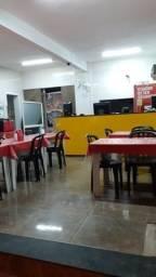 Pizzaria e Restaurante em Funcionamento