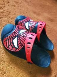 Sandálias menino 20 reais cada