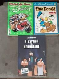 Livro variados