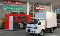 KIA Bongo K2500 2.5 Turbo Diesel com Baú para PRONTA ENTREGA Modelo 2022 - ZERO KM