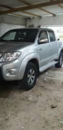 Toyota Hilux 3.0 Srv Prata 2008/2009 - 2008
