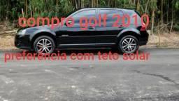 Compro golf 2010 com preço bom - 2010
