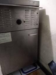 Fritadeira Tedesco inox FG 03 - 20L com 3 cestos