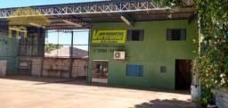 Barracão para alugar, 196 m² por R$ 2.000,00/mês - Jardim Vale Verde II - Presidente Prude