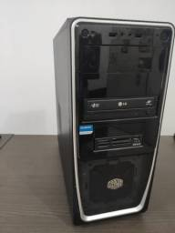 Cpu Gamer Intel Core i5 2500 3.7Ghz 8gb 1tb HD Radeon R7 250 Gddr5 Roda tudo