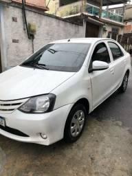 Etios sedan 1.5 Gnv 5@ geração