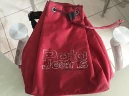 Bolsa Polo Jeans Ralph Lauren