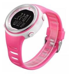 Relógio Feminino Tuguir Digital - Rosa e Preto