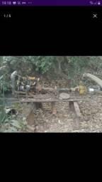 Traga ou para irrigação