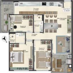 Apartamento Centro Santo Amaro da Imperatriz