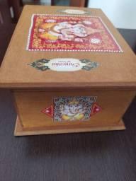 Caixa Artesanato Ganesha