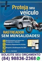 Rastreador GPS Veicular Com Bloqueio do Veículo!!Não Cobramos Mensalidades!!