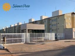Alugo apartamento no Summer Park 650 Segundo andar nascente