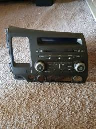 Rádio Original Honda Civic 07 a 11
