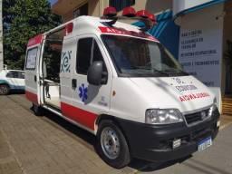 Ambulância para venda!