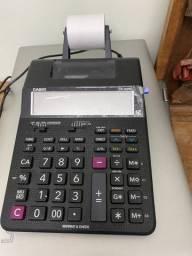 Calculadora eletrônica Casio nova, usada por menos de um mês