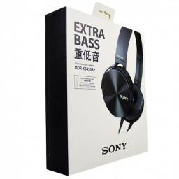 Fone De Ouvido P2 Sony Mdr-XB450ap