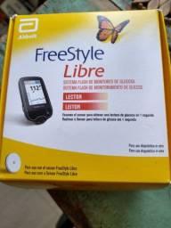 Leitor Free Style Libre novo