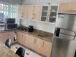 Cozinha e Home (rack sala)