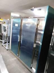 Geladeira industrial 800kg