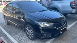 Honda City GNV Aut 2018 64.000km 1 ano de garantia