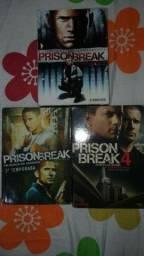 Dvd's Prison Break