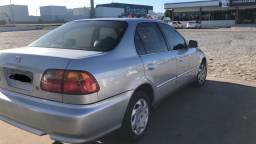 Honda civic 2000 (aceito moto até 3.000)
