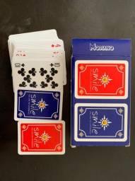 Jogo de cartas completo