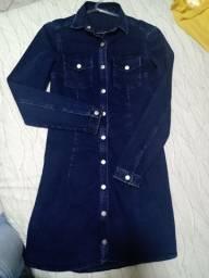 Vestido Jeans Dzarm