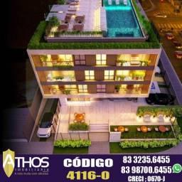 Título do anúncio: ?Bessa? 53,1m² Apartamento com 2 Quartos!