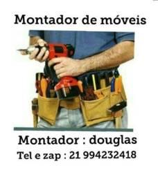 Montador de Móveis Disponível 24h
