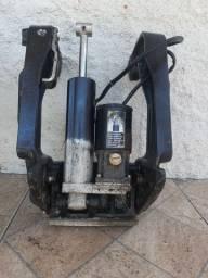 Power trim motor de popa