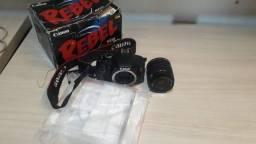 Câmera Profissional Para Canon T3I