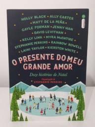 Livro O Presente do Meu Grand Amor - Stephanie Perkins