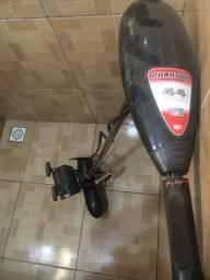 Moto elétrico - Mercury
