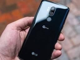 LG G7 thinq, troco por moto G7 plus ou redmi note 8