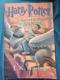 Harry Potter e o Prisioneiro de Azkaban *usado*