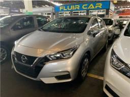 Nissan Versa 2021 1.6 16v flex sense manual