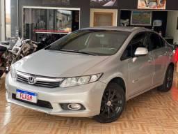 Honda Civic 1.8 LXL Flex Automático 2012
