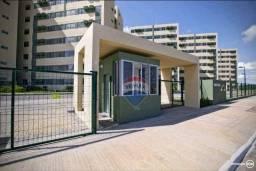Apartamento com 2 dormitórios para alugar, 52 m² por R$ 850,00/ano - California - Ipojuca/