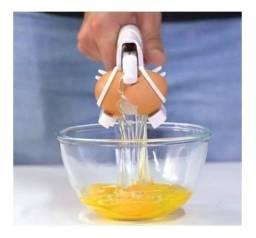 Quebrador Para Ovos Com Suporte Separador De Gema novo lacrado