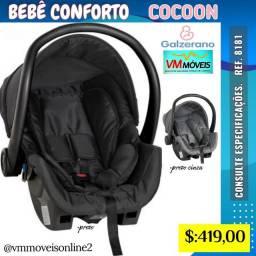 Bebê Conforto entrega Goiânia e aparecida