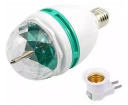 Lampada LED Giratória
