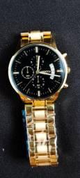 Relógio Dourado Nibosi NI2309
