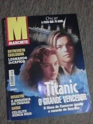 Título do anúncio: Revista Manchete - Especial Titanic
