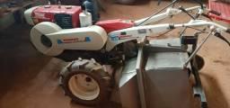 Cultivador Motorizado TC14 com Enxada Rotativa