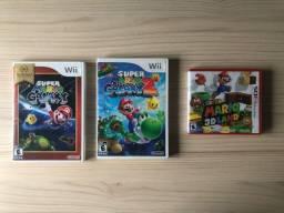 Super Mario Galaxy 1 e 2 Wii, Super Mario 3D Land 3DS