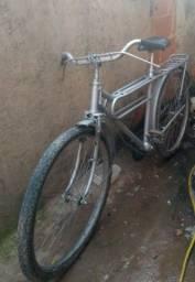 Vendo bicicleta barra forte muito barato 250